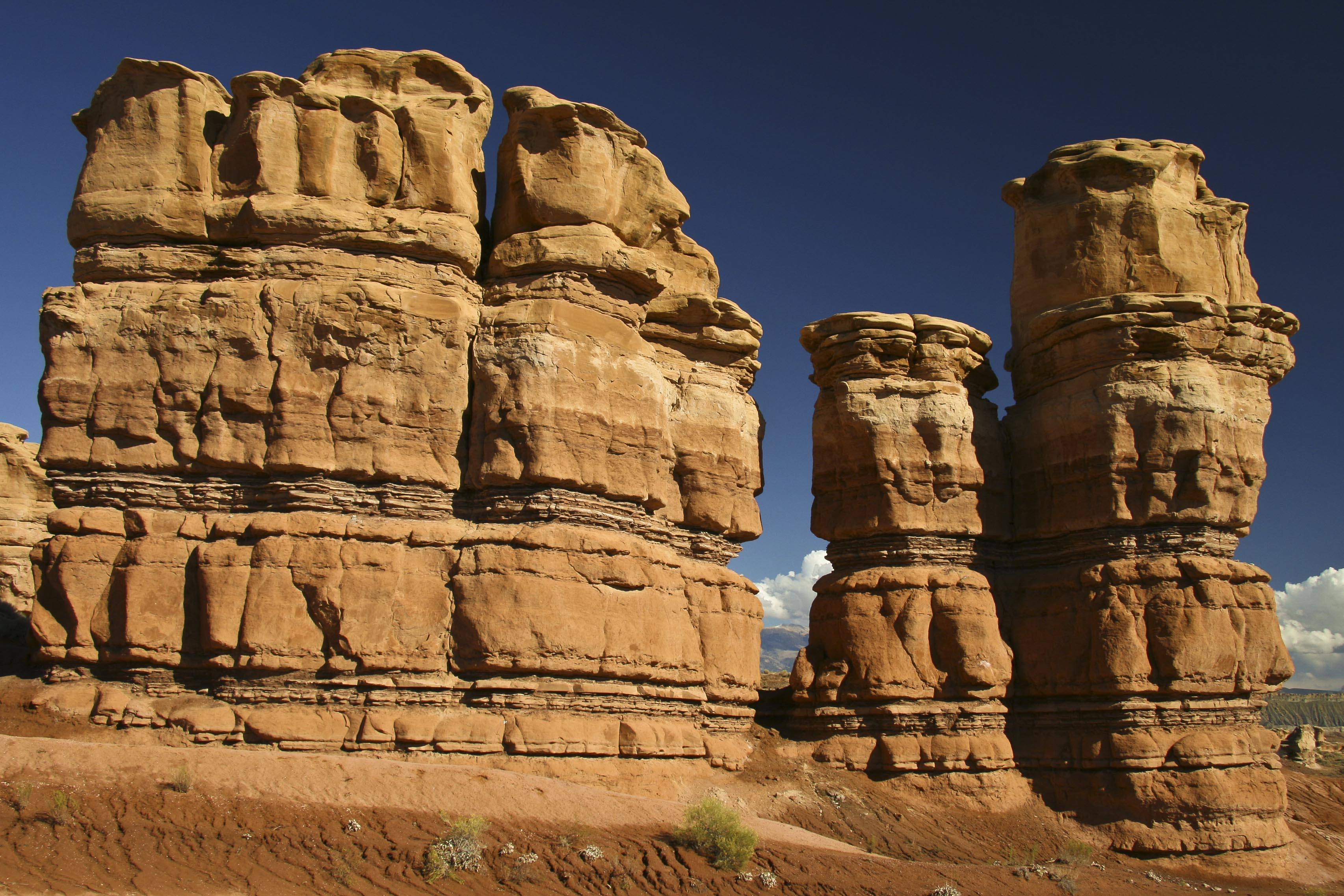 The 15 most amazing landscapes and rock formations