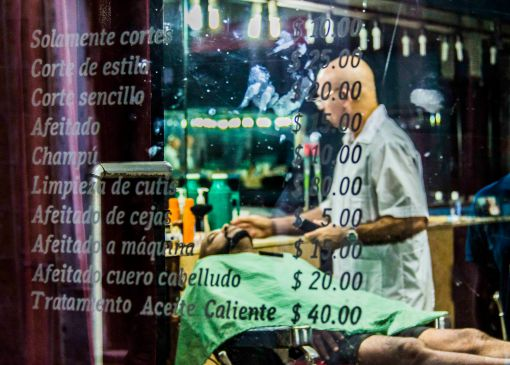 Cuban Barber Shop 2