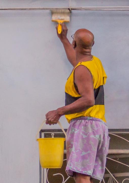 Havana painter 1