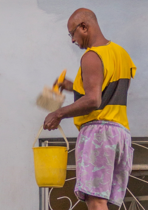 Havana painter 2