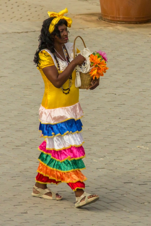 Havana woman 1-2