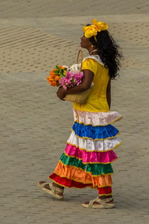 Havana woman 1