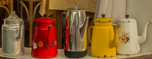 coffeepots