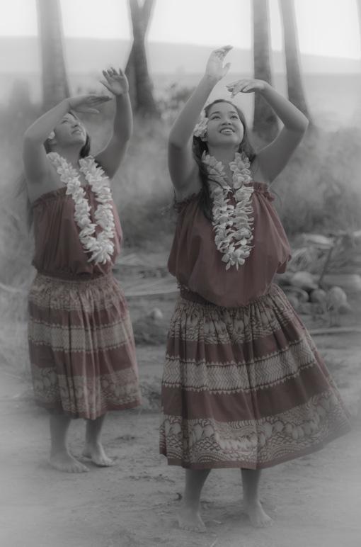 Vintage Hula_