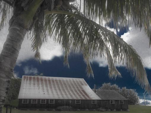 Vintage Sugar Mill