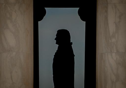 Jefferson Silhouette