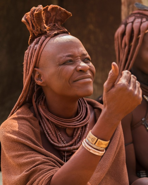 Himba Chief's Wife