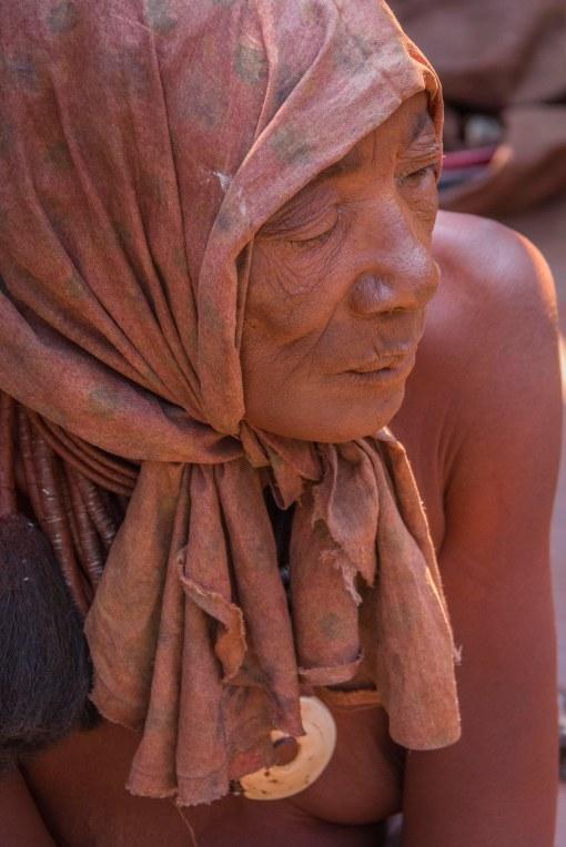 Himba Elder Woman